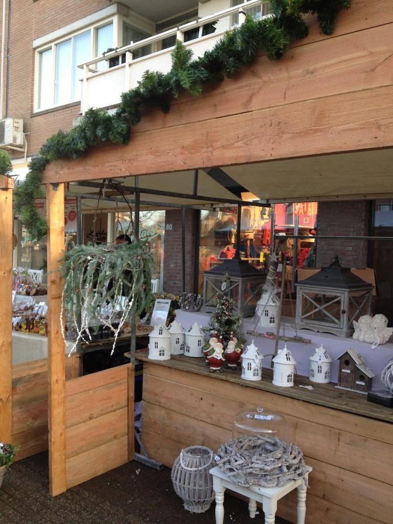Marktkramen te huur Amsterdam