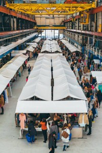 Marktkramen Amsterdam