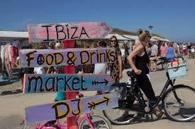 Ibiza markt Noordwijk