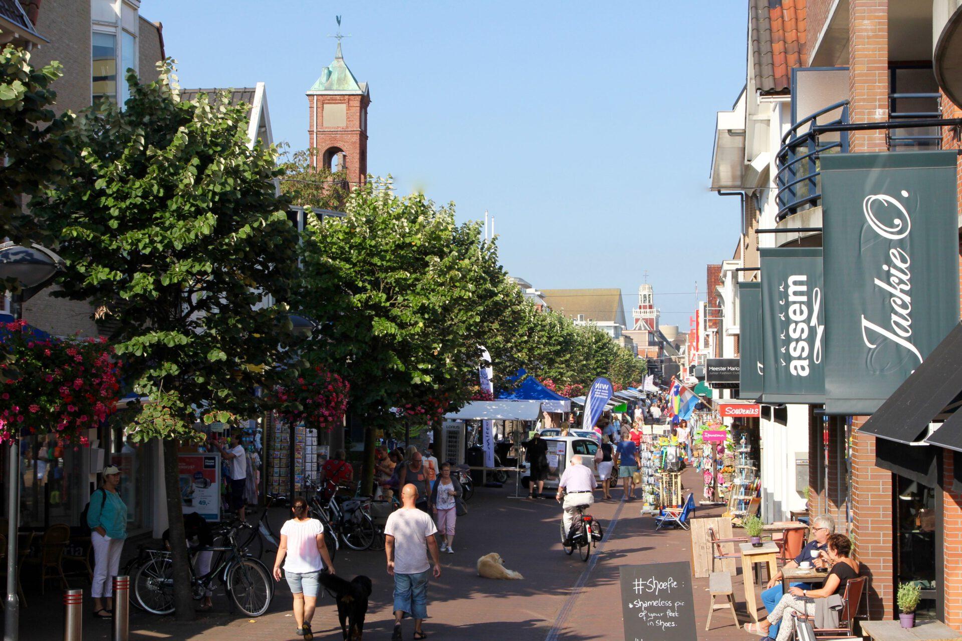 Marktkramen Noordwijk
