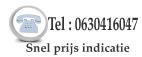 Marktkramen huren Oudekerk aan de Amstel