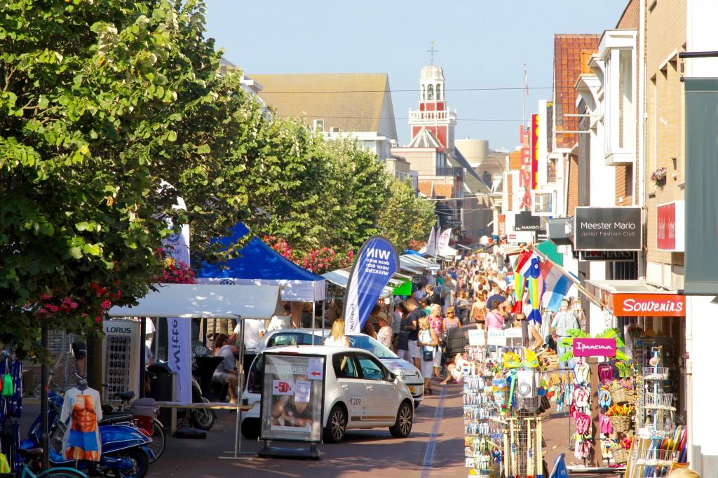 Marktkramen huren Noordwijk